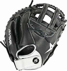 lite Series catcher's mitt is designed for advanced fastpitch catchers playing at
