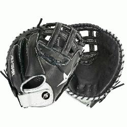 his AF-Elite Series catcher's mitt is designed for advanced fastpitch catchers