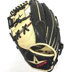 r System Seven Baseball Glove 11.5 Inch Left Handed Throw  Designed with the sam