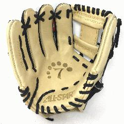 All Star System Seven Baseball Glove 11.5 Inch Left Handed Throw  Designed wi