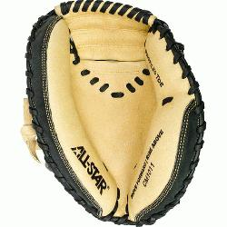 ntry level mitt the All Star CM1011 Youth Comp 31.5 Catchers Mitt is an
