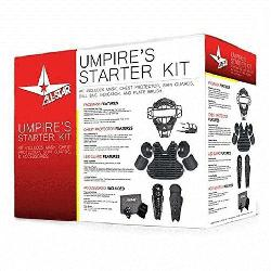 -UMP Umpires Starter Kit Black. The All-Star CK-U