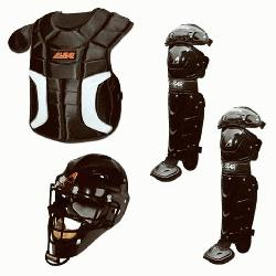he youth Player Series baseball catchers package from All-Star. All-Star is one of the most