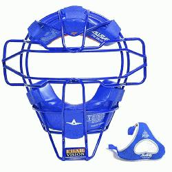 tar Lightweight Ultra Cool Tradional Mask Delta Flex Harness Black Royal  All Star Catchers