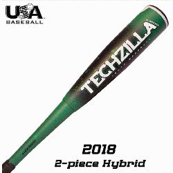 zilla S-Series Hybrid lets your young hitter experience ma