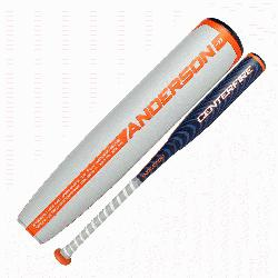 The Anderson Centerfire baseball bat is our latest addition to our yout
