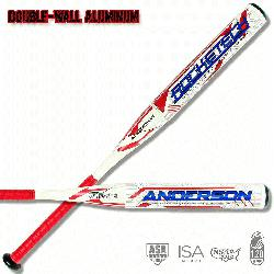 End Loaded for more POWER guaranteed! Approved By All Major Softball Associ