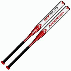 h 2.0 Slowpitch Softball Bat USSSA 34-inch-26-oz  The 2015 Anderson Rocketech