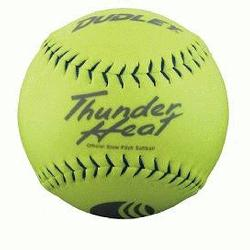 .40 Core Classic W Thunder Heat 325lb 11 Yellow Softball