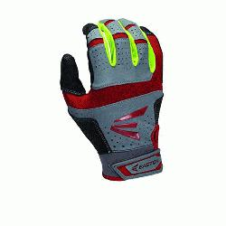tting Gloves Adult 1 Pair Grey-Red Medium  Textured Sheepskin offers a great soft