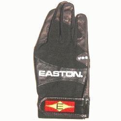 s leather long lasting gel injected foam pads batting gloves. P