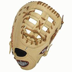125 Series Cream First Base Mitt 13 inch Left Handed Throw  Lou