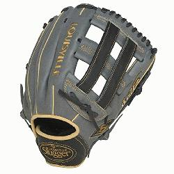 ugger 125 Series Gray 12.5 inch Baseball Glove Right Handed Throw  Built for superio