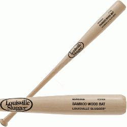 oo wood bats from Louisville Slugger are made to
