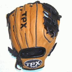 lle Slugger 11.25 Baseball glove made in Mexico. Super stiff leather that will take a