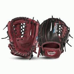 isville Slugger EV1150 Evolution Series 11.5 Baseball Glove Le