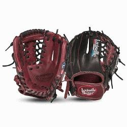 lle Slugger EV1150 Evolution Series 11.5 Baseball Glove L