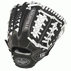 ville Slugger HD9 11.5 inch Baseball Glove White Left Hand Throw  The HD9 Series is built wi