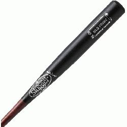 sville Slugger MLB Prime Maple Youth Wood Bat Black Hornsby. Cupped. Maple