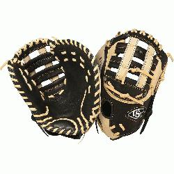 ouisville Slugger Omaha Flare series baseball glove combines Louisville Slugger\x iconic Flare d