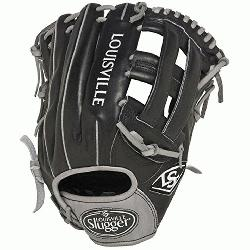 lle Slugger Omaha Flare Baseball Glove 11.75 inch with Game Ready