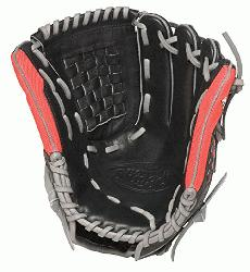 sville Slugger Omaha Flare 12 inch Baseball Glove Right Handed Throw  The