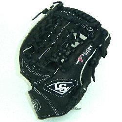 ille Slugger Pro Flare 11.5 inch Baseball Glove Right Handed Throw. The unique Flare de