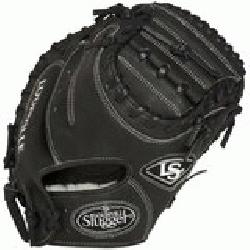 ville Slugger Pro Flare Black 32.5 inch Catchers Mitt Right Handed Throw  Louisvil