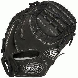 Slugger Pro Flare Black 32.5 inch Catchers Mitt Right Handed Throw  Louisville Slugger Pro Fl