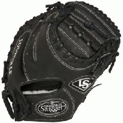 isville Slugger Pro Flare Black 32.5 inch Catchers Mi