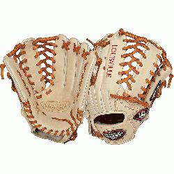 gger Pro Flare Cream 13 inch Outfield Baseball Glove Left Handed Throw  Louisville Slugger P