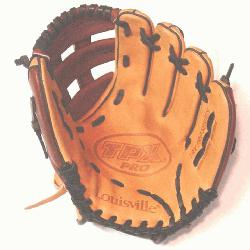 ille Slugger TPX Pro Series 11.75 Inch Baseball Glove. Maruhashi Japanese tanned Leather fo