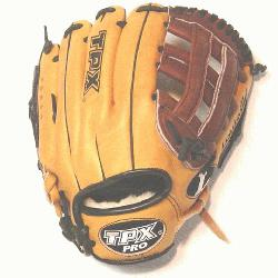 Slugger TPX Pro Series 11.75 Inch Baseball Glove. Maruhashi Japanese tanned Leather for superior fe