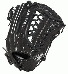 e Slugger Super Z Black 13 inch Slow Pitch