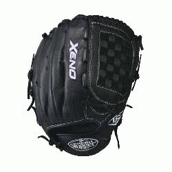 -of-the-line leather meets a soft lining a game-ready glove like no other is born. The