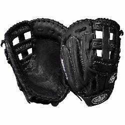 -line leather meets a soft lining a game-ready glove li
