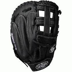 op-of-the-line leather meets a soft lining a game-ready glove