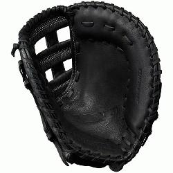 en top-of-the-line leather meets a soft lining a game-ready glove like no o