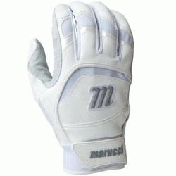 2014 Adult Batting Gloves White XXL  Based in Baton Rouge Lou