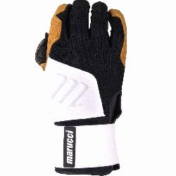 urable training glove inspired by heavy work gloves built to endure hours in the cag