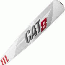 he CAT8 -10 is a USSSA certified one-piece alloy bat built with AZ1