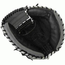 xbow Series 33.5 Inch Catchers Mitt features a full-grain cowhide