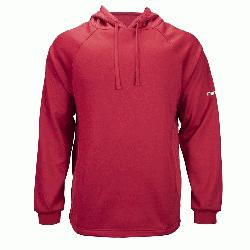 ucci Sports - Warm-Up Tech Fleece MATFLHTCY Baseball Hoodie. As a company founded majority-ow