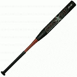 ny Crine\x signature two-piece bat with 1 oz. supermax endload. Optimal handle f
