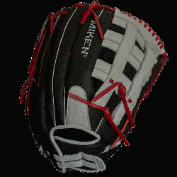 eries line of gloves from Miken feature professionally inspired slowpitch specific patterns with