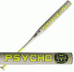 piece composite slowpitch USSSA softball bat.Miken slow pitch bats provide elite technology with