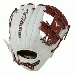 11.5 inch MVP Prime SE3 Baseball Glove GMVP1154PSE3 Silver-Brown Right Hand Throw  Patent pending