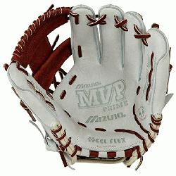 11.5 inch MVP Prime SE3 Baseball Glove GMVP1154PSE3 Silver-Brown Right Hand Throw  Patent