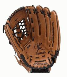 oiled Durasoft leather for game ready playability. Fi