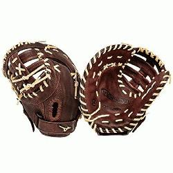 anchise GXF90B1 First Base Mitt 12.5 inch Left Handed Throw  The
